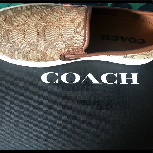 New Coach Sneakers